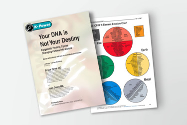 Your DNA Is Not Your Destiny eBook Mockup